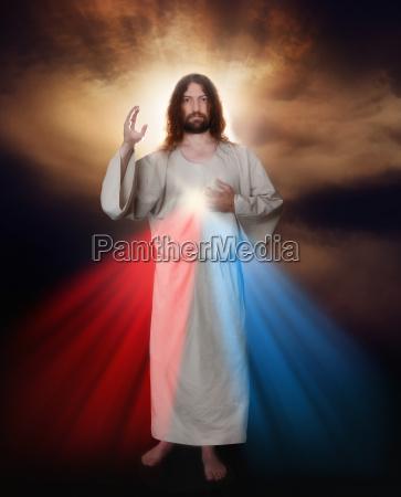 divina immagine di misericordia