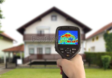 potenza elettricita energia elettrica infrarosso riconoscimento