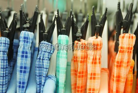 moda fila abbigliamento attaccapanni cliente reihung