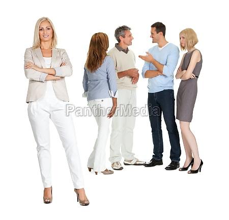donna parlare parlato parlando chiacchierata persone