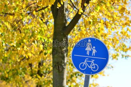 segnale cartello stradale velodromo etichetta obbligatoria
