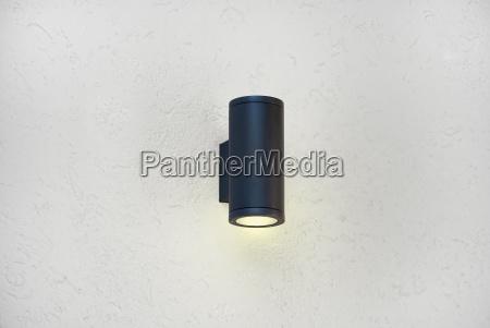 moderno muro lume corpo luminoso lampada