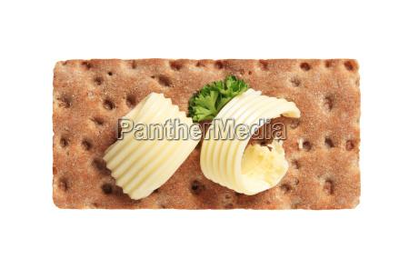 pane e burro croccante