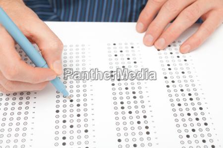 test studentescio esame