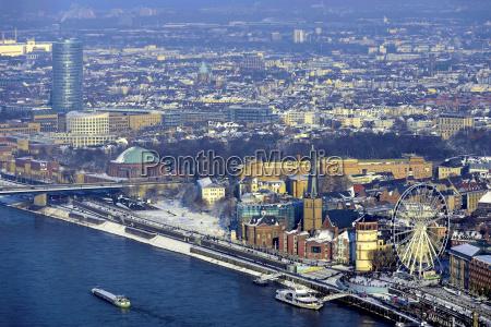 la capitale dello stato dsseldorf e