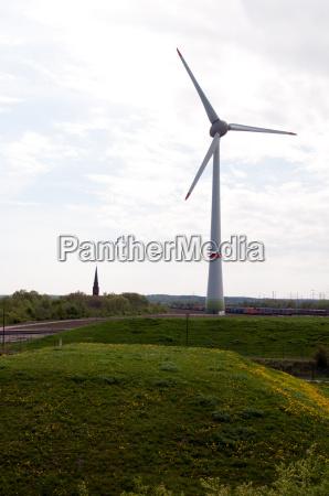 ambiente verde potenza elettricita energia elettrica