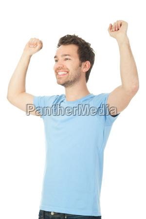 in piedi vincitore povero concordare successo