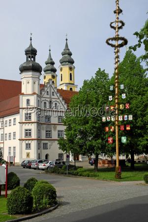 chiesa germania monastero convento albero della