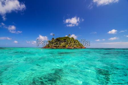paradiso idilliaco tropicale turchese colombia caraibico