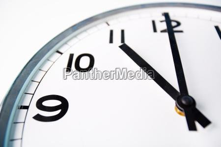 tempo o orologio