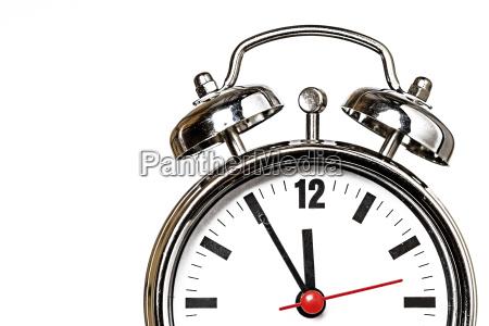 orologio quadrante retro cronometraggio sveglia contare