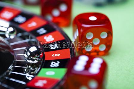 roulette chips nel casino