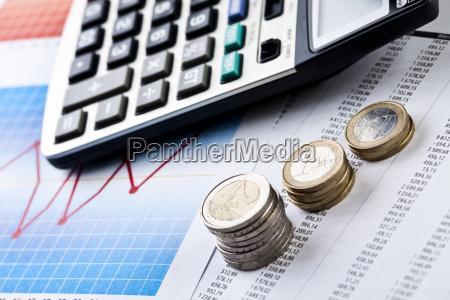 finanza concetto