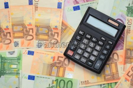 calcolo del denaro