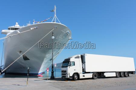 traffico navigazione porto trasporto porti nave