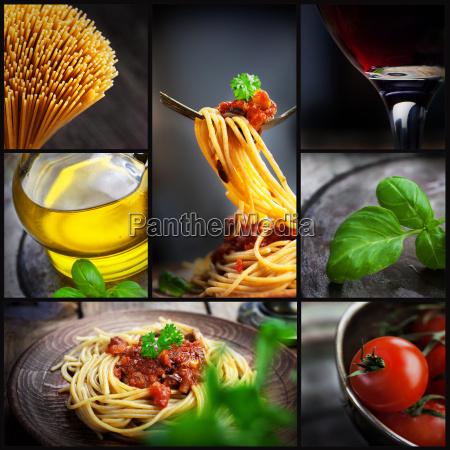 cibo cucinare cucina spaghetti salsa sugo