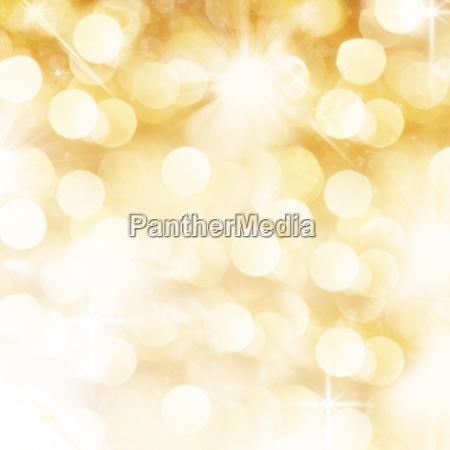 sfondo con luci e glitter
