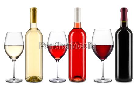 collezione di vini