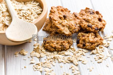 biscotto fatto in casa con fiocchi