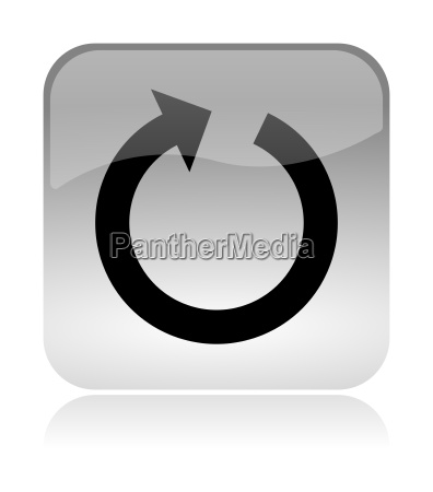 reload refresh web interface icon