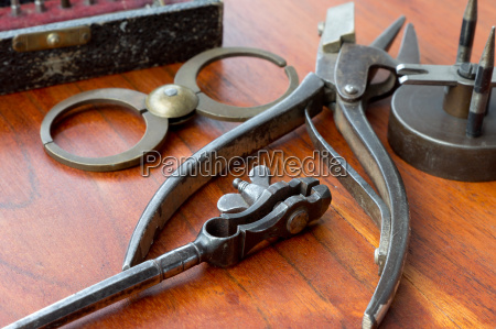 antique tool