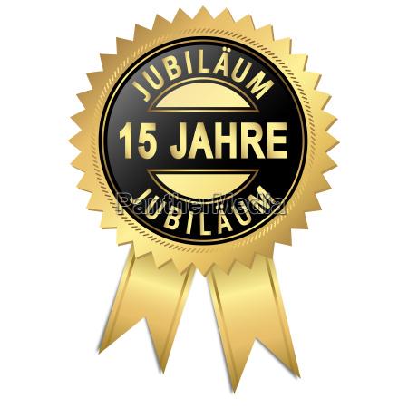 jubilee 15 anni