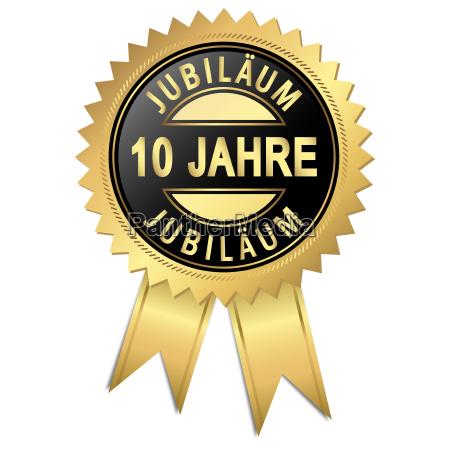 jubilee 10 anni