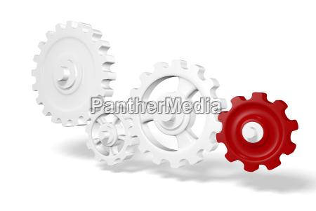 progettazione concetto modello progetto bozza motore