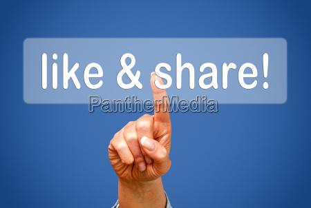 blu mano amicizia dito comunicazione parola