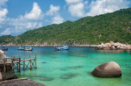 viaggio viaggiare thailandia tropicale isola