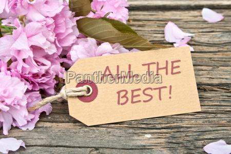 scrivere lavagna pannello fiore legno marrone