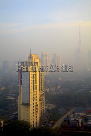 ambiente cultura nebbia smog generico natura