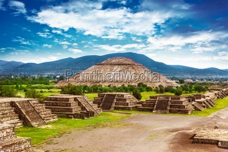 piramidi del messico