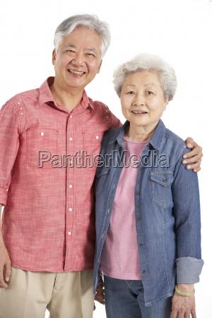 fotografia da studio cinese di coppie