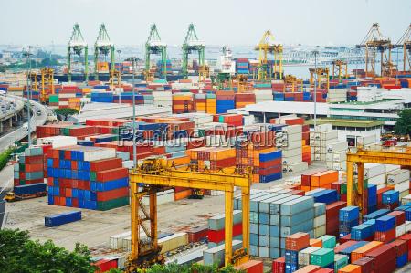 porto di singapore
