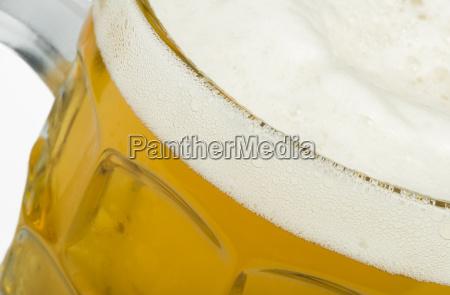 tazza, ripiena, di, birra - 9530228