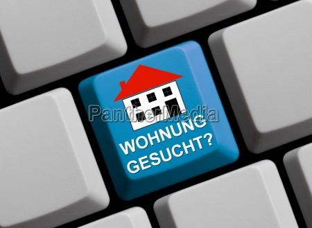 ricercare cercare ricerca casa appartamento affitto
