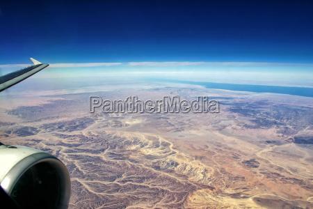 deserto africa fotografia aerea egitto veduta