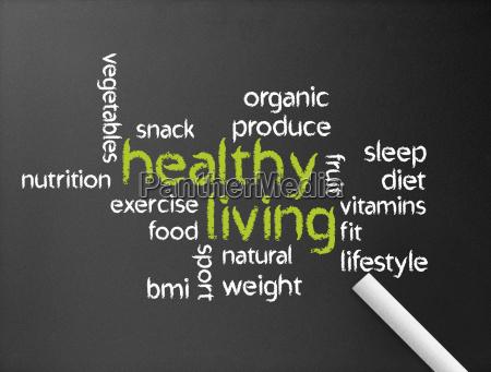 vivere in buona salute