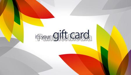 gift card splash