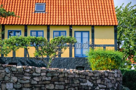 summer house on bornholm