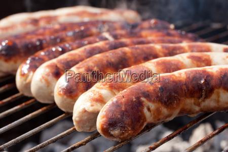 barbecue party abbondante