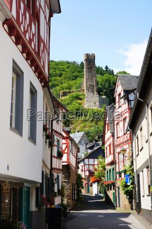 germania da vedere idillio villaggio castello