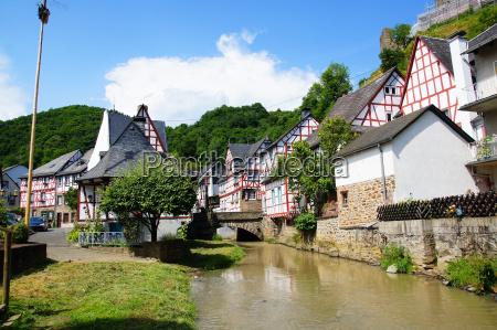 ponte torrente germania villaggio