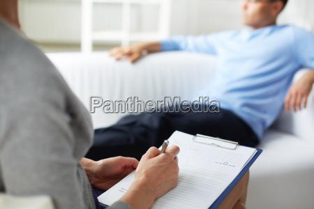 dottore medico ufficio seminario scrivere consulenza
