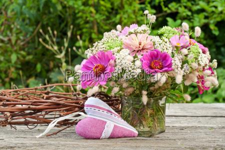 blu presentare lavagna pannello foglia fiore
