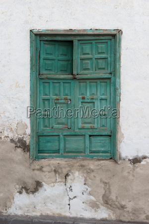antique shutters