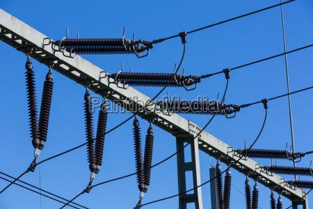 industria potenza elettricita energia elettrica alta