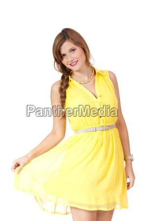 donna risata sorrisi marrone ritratto giovani