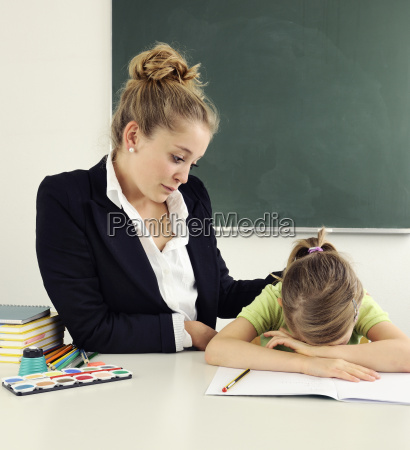 la fatica della scuola